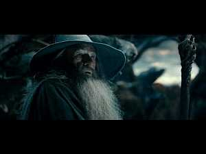 #The_Hobbit: The Desolation of Smaug - Official Teaser Trailer [HD] #movies