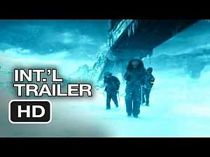 #The_Colony Official International Trailer 1 (2013) - Laurence Fishburne Movie HD #movies