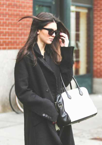 Kendall Jenner Fall Fashion Style <3