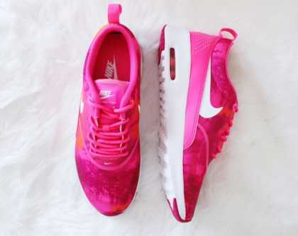 Love this pink #Nikes