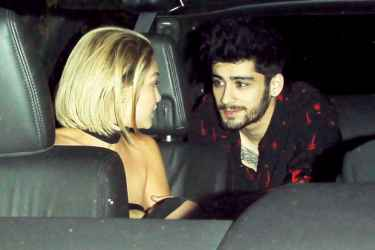 Zayn Malik and Gigi Hadid Dating?