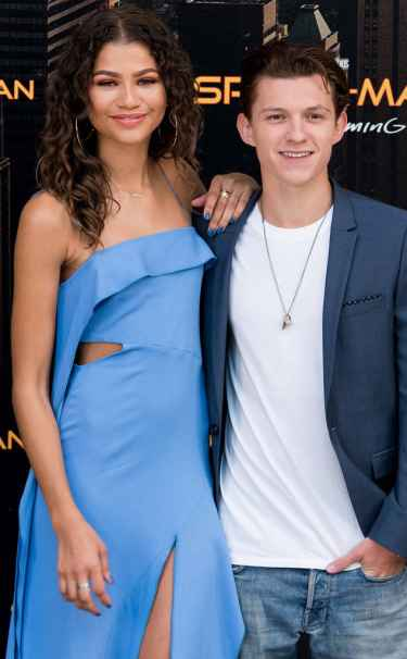 #Celebrity: Are Spider-Man Homecoming costars, Tom Holland and Zendaya, dating?
