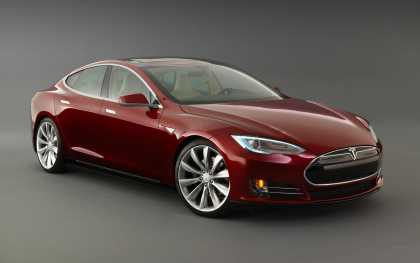 Where To Rent a #Tesla Model S?