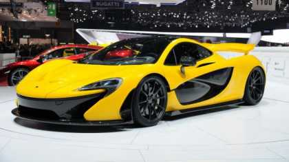 #McLaren to replace windshield wipers with a force field of sound waves