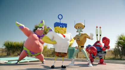 The #Spongebob Squarepants Movie: Sponge Out Of Water | Official Teaser Trailer