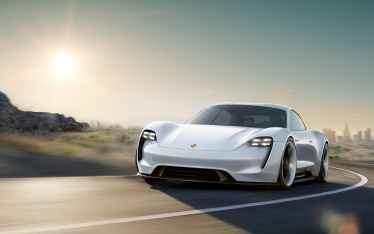 #Porsche 'Mission E' electric car to challenge #Tesla