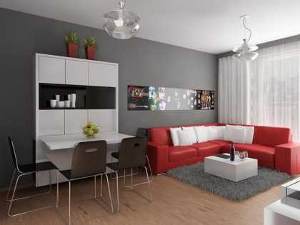 Design idea for #studio apartment