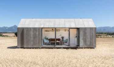 Prefab housing designed for extreme locations