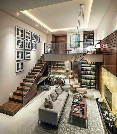Beautifully designed modern home interior