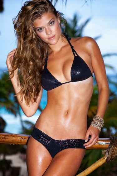 #Model Nina Agdal is Pure Eye Candy