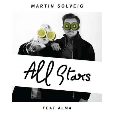 Martin Solveig feat. ALMA - All Stars on #MySpotify
