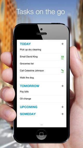 #Productivity: Any.DO Task & To-do List is a very simple but useful iPhone app