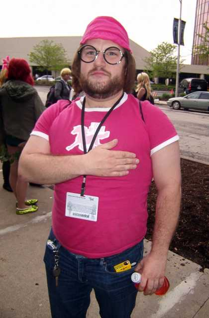This Meg cosplay gave me an idea for #halloween costume