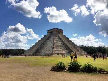 Mexico's Chichen Itza is a magnificent place to see