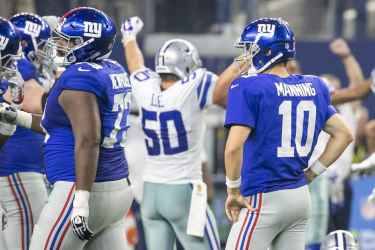 #Cowboys comeback win against the #Giants