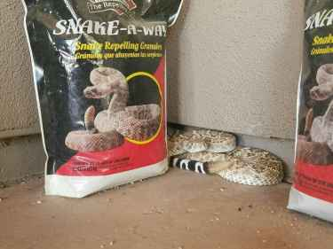 Snake-A-Way... Snake Repelling Granules