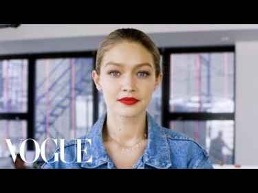 Supermodel Gigi Hadid Answers 73 Questions From Vogue