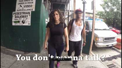 This Video Shows What A Woman Experiences As She Walks In #NYC For 10 Hours