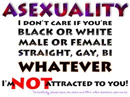 I am an asexual, I have a boyfriend that respects my asexuality :)