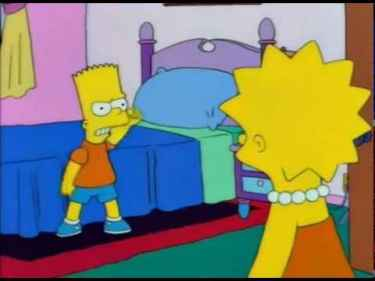 If You Get Hit, It's Your Own Fault #BestOfTheSimpsons