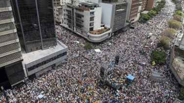 There's a revolution going on in Venezuela and the media are not covering it... here are some of the photos