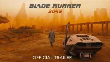 'BLADE RUNNER 2049' Starring Ryan Gosling, Harrison Ford, and Jared Leto