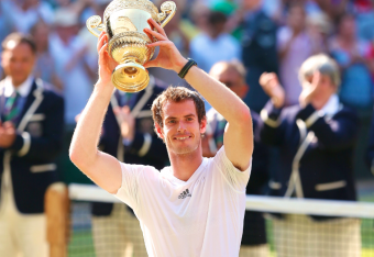 #Sports: #Tennis: Murray beats Djokovic at Wimbledon 2013 Men's Final