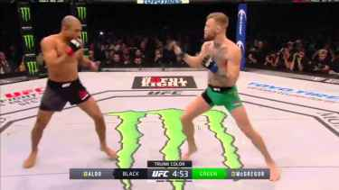 Conor McGregor vs Jose Aldo Full Fight!