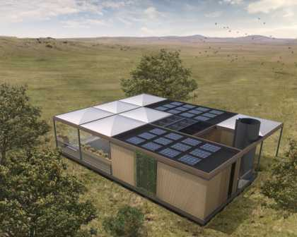 NexusHaus: A futuristic eco-friendly home