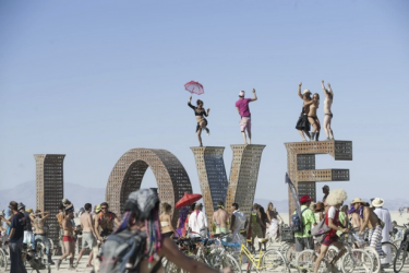 Seismologist Says Dancing on Burning Man Festival Could Cause an Earthquake