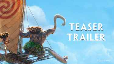 Moana Official Teaser Trailer
