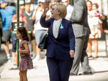 The Hillary Clinton body double conspiracy