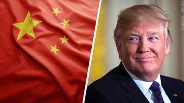 Did President Trump accept personal gift from China, violating ethics rule?