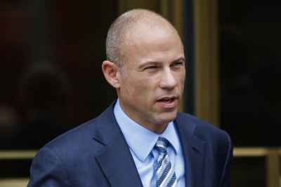 Michael Avenatti arrested by Los Angeles police for alleged domestic abuse. #MichaelAvenatti