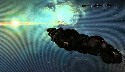 #Gaming: Eve Online ship worth 309 billion ISK goes up in flames, comms goes wild