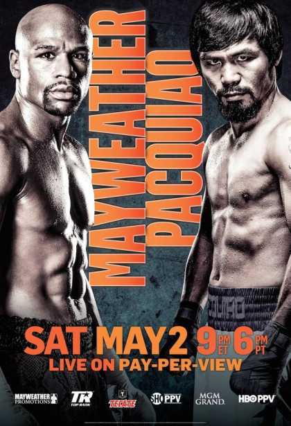 Let's talk #MayPac! Who are you rooting for to win this upcoming epic fight?