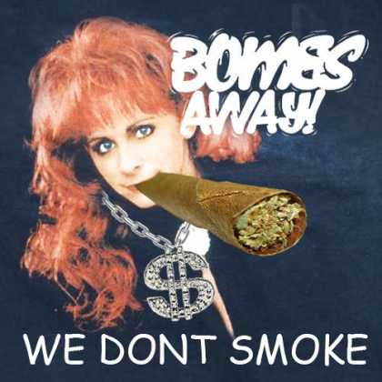 Bombs Away - We Don't Smoke Trap / Y'all Got a Cigarette