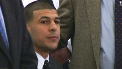 Aaron Hernandez sentenced to life in prison without parole