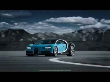 Watch Bugatti Introduce The New Chiron, See Specs and Price