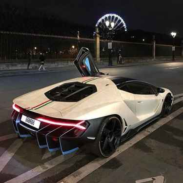 #Lamborghini Centenario Spotted in London