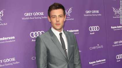#News: #Celeb: 'Glee' star Cory Monteith found dead