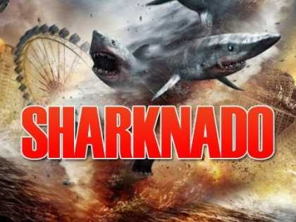 #Movies: #TV: #Sharknado Official Trailer