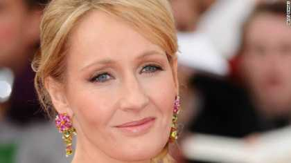 "J.K. Rowling is the secret author of crime novel ""The Cuckoo's Calling"" 