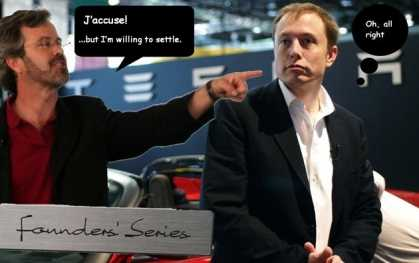 Why Was Martin Eberhard Forced Out Of #Tesla Motors? | #TSLA