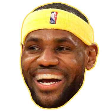 #Sports: What is Lebron James snapchat username?