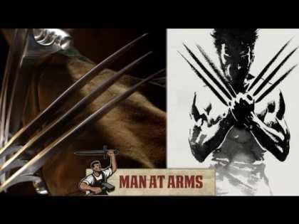 Some swordsmith made the X-Men Wolverine Claws! | #comics #movies