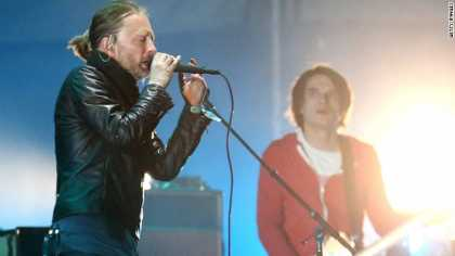 Radiohead's Thom Yorke pulls #music from Spotify | #tech