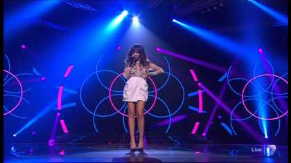 #BestOfXFactor: #SamanthaJade - What you've Done to Me - XFactor Australia 2012