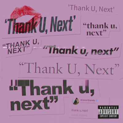 "#ArianaGrande drops new song, ""thank u, next"""