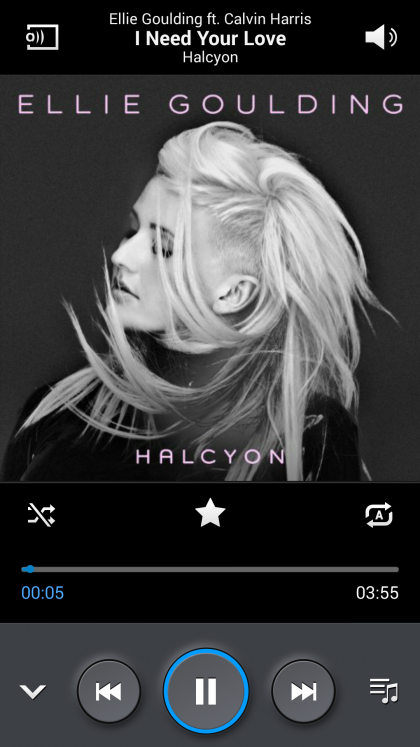 Maybe it's her voice but I love it